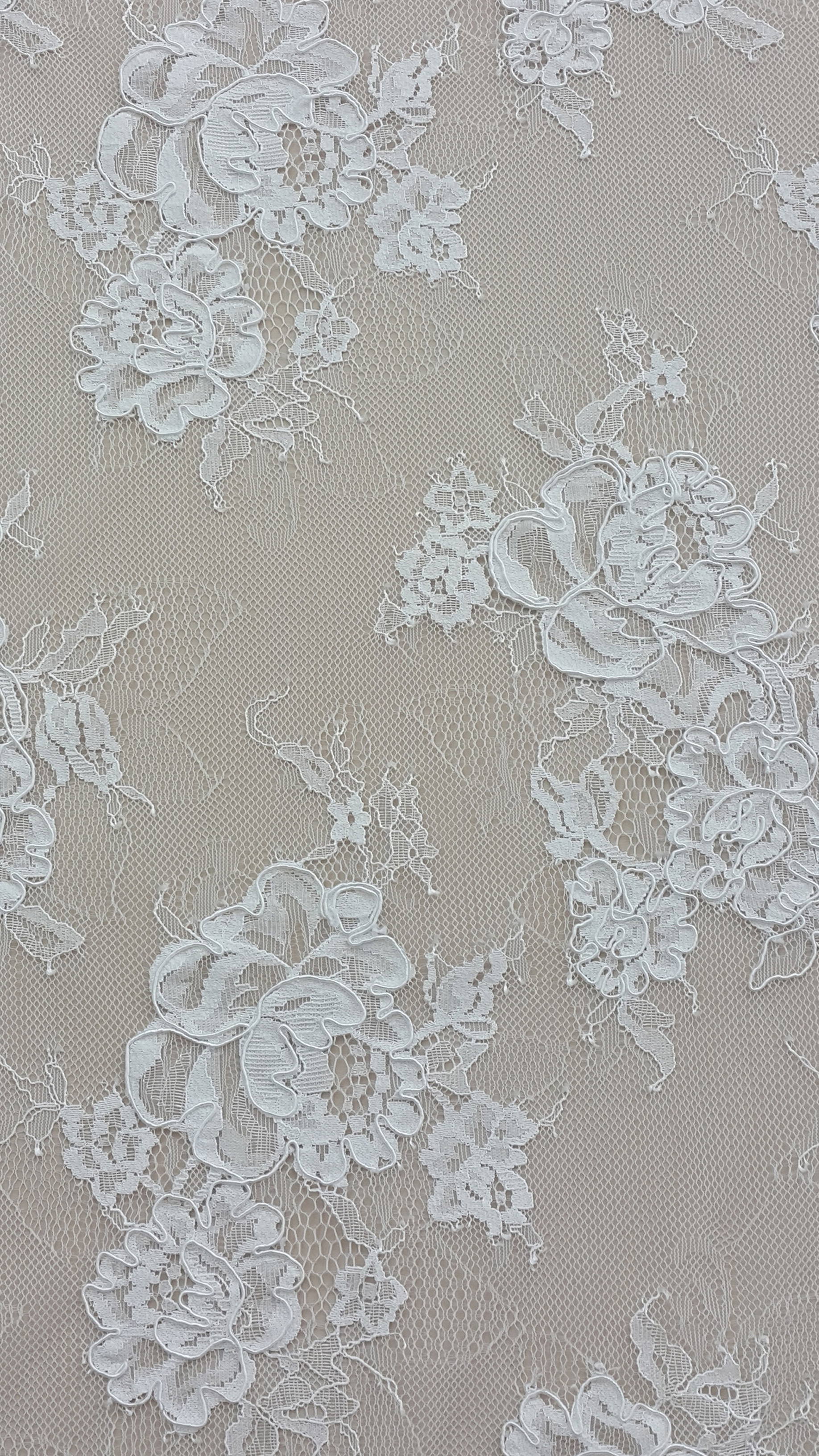Floral Sheet Lace Ann