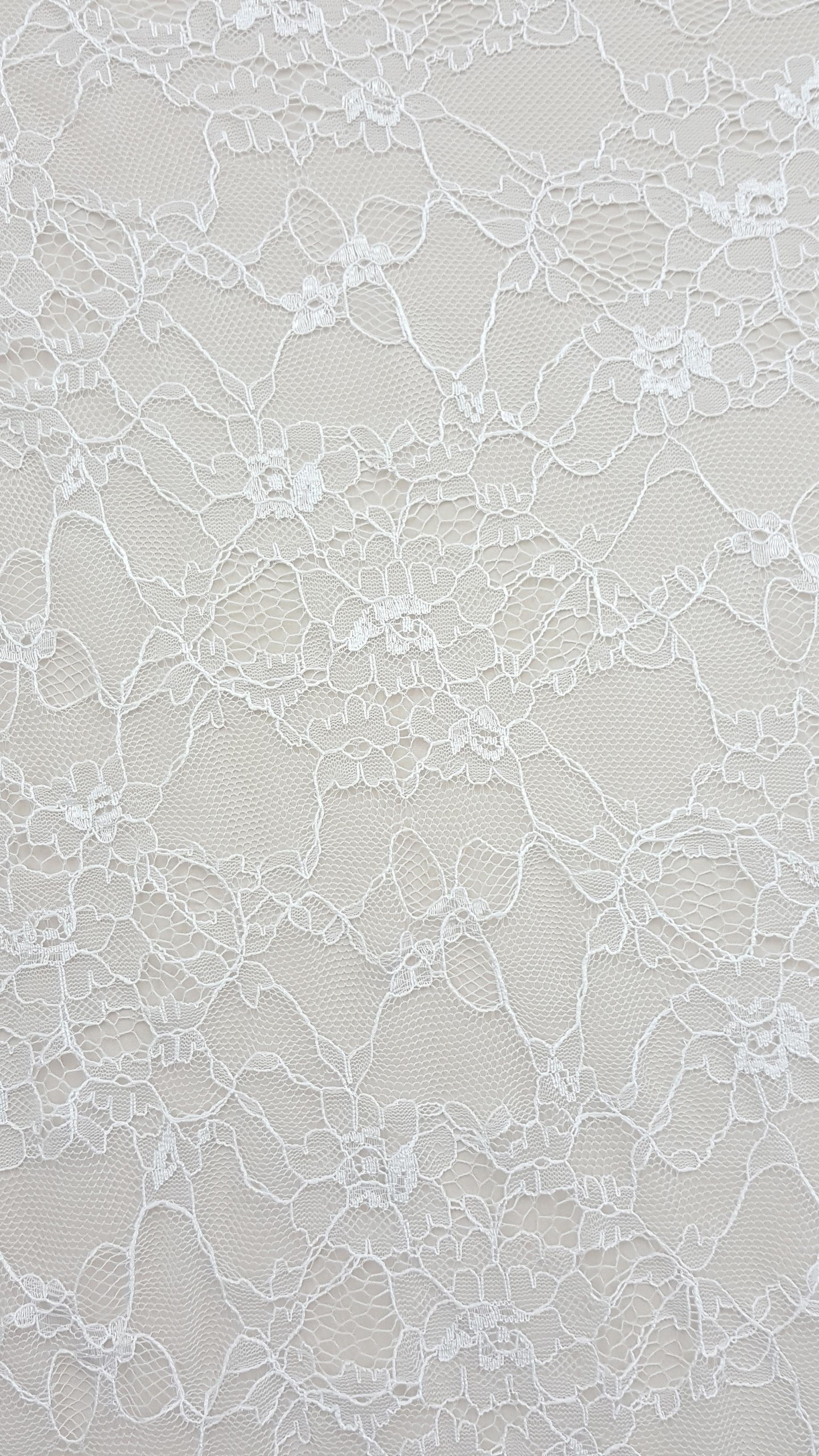 Floral Sheet Lace Amelia